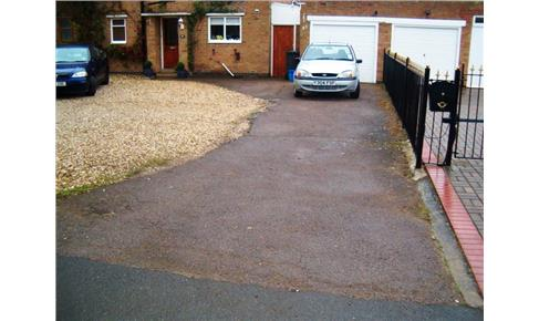 Before and After - Raybell and Sons Surfacing