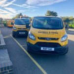 tarmac vans for raybell and sons